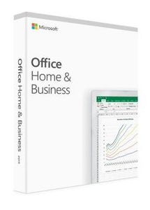 MICROSOFT OFFICE HOME AND BUSINESS 2019 ENGLISH EUROZONE MEDIALESS       EN PKC (T5D-03216)