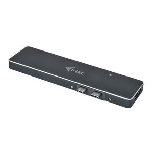 I-TEC USB-C METAL DOCK STATION FOR APPLE MB PRO+POWER DELIVERY ACCS (C31MBPADA)