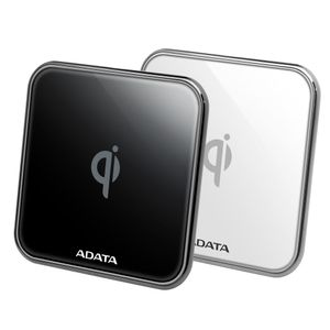 A-DATA Wireless Fast Charging Pad CW0100 (Black) (ACW0100-1C-5V-CBK)