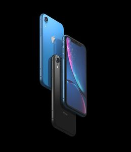 APPLE iPhone Xr 64GB - Blue (MRYA2QN/A)