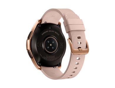 SAMSUNG GALAXY WATCH 42MM LTE ROSE GOLD (SM-R815FZDANEE)
