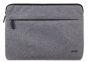 ACER 11.6inch Protective Sleeve Dual Tone Light Gray with front pocket BULK PACK (NP.BAG1A.296)
