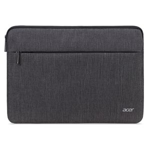 ACER Chromebook 14inch Protective Sleeve Dual Tone Dark Gray with front pocket BULK PACK (NP.BAG1A.294)