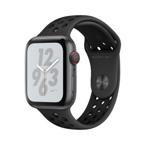 APPLE Watch Nike+ Series 4 GPS + Cellular 44mm Space Grey Aluminium Case with Anthracite/ Black Nike Sport Band (MTXM2KS/A)