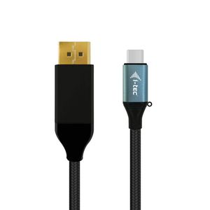 I-TEC USB-C TO DP CABLE 150CM I-TEC USB-C TO DP 4K CABLE 150CM CABL (C31CBLDP60HZ)