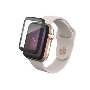 ZAGG / INVISIBLESHIELD GLASS CURVE ELITE FULL SCREEN APPLE WATCH (40 MM) (200102450)