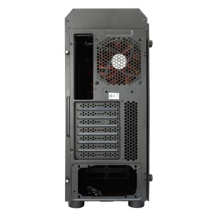 CHIEFTEC GL-02B-OP Scorpion II mATX/ATX, No PSU, Black (GL-02B-OP)