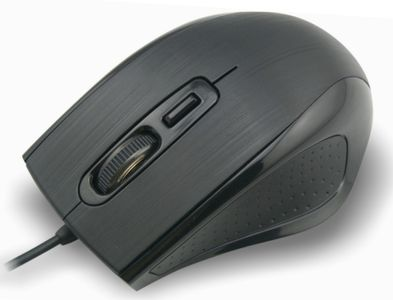 HAVIT Mouse Corded 2400DPI Black (HV-MS676)
