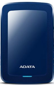 A-DATA ADATA AHV300 5TB External HDD USB3.1 Blue (AHV300-5TU31-CBL)