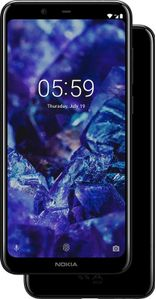 NOKIA 5.1 Plus Black (11PDAB01A07)