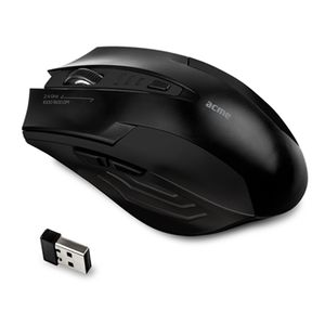 ACME MW14 Functional wireless mouse schwarz (132060)