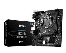 MSI H310M PRO-VDH PLUS - mATX S1151 Coffee Lake