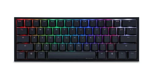 DUCKY One 2 Mini - Cherry Brown RGB (DKON1861ST-BFIPDAZT1)