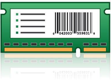 LEXMARK CX410 Forms and Bar Code Card (38C5052)