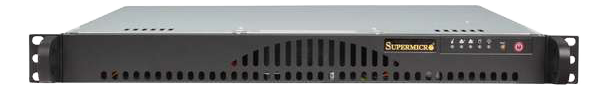 SUPERMICRO 4-Core, Entry Web-Hosting,  (SYS-5018A-MLTN4)