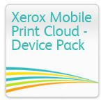 XEROX MOBILE PRINT CLOUD (25 DEVICES) F/ 60006010 WC6015               IN LICS (320S00803)