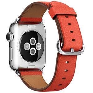 APPLE WATCH ACCS 38MM RED CLASSIC BUCKLE ACCS (MMAH2ZM/A)