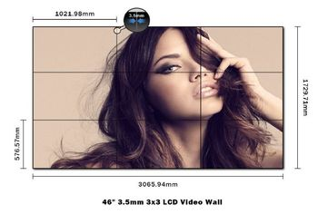 ADisplay ADisplay 46' Video Wall 3x3 (VW4601-9)