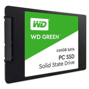 WESTERN DIGITAL WD Green SSD 2.5'' 120GB SATA/600 (WDS120G1G0A)