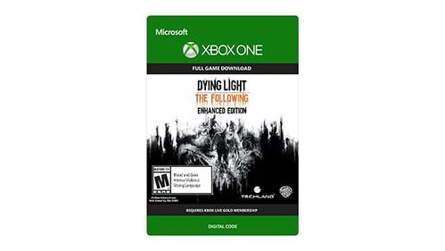 MICROSOFT MS ESD XbxXBO LV 3PP GonD N/SC2C OnlineGaming DyingLight FollowngEnhncd Download (G3Q-00091)
