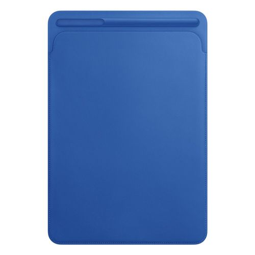 APPLE Leather Sleeve Electric Blue, for iPad Pro 10.5 (MRFL2ZM/A)