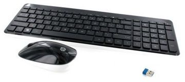HP Keyboard/Mouse  Italy Wireless (802450-061)