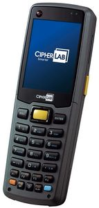 CIPHERLAB 8600, Batch, Laser, 39-keys UK (A860SLFG313U1)