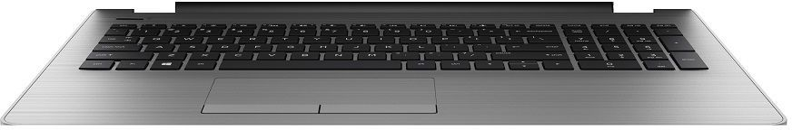 HP Top Cover & Keyboard (Italy) (929904-061)
