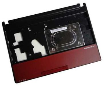 ACER COVER.UPPER.RED.W/ TP (60.SDQ02.001)