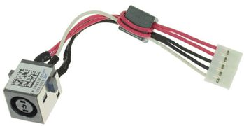 DELL DC In Socket W Cable (WX67P)
