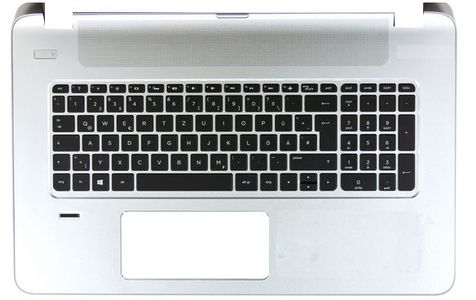 HP Top Cover W.Italy Keyboard (763935-061)