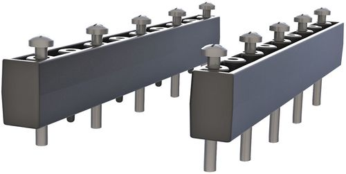 RAM MOUNT Risers for added height (RAM-HOL-TAB-RISER1U)