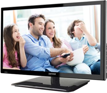 "DENVER 23,8"" LED TV DVB-T2 h.265/ C/ S2 (LED-2468)"