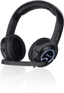 SPEEDLINK XANTHOS Stereo Console Gaming Headset, black - qty 1 (SL-4475-BK)