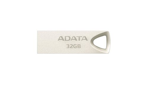 A-DATA USB Flash Drive UV210 32GB USB 2.0, golden (AUV210-32G-RGD)