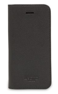 KNOMO iPhone 5S / iPhone SE FOLIO (90-949-BLA)