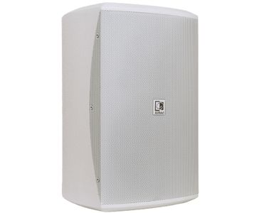 "AUDAC Xeno8/W FULL RANGE DESIGN SPEAKER 2WAY - 8"" - 120W - WHITE (XENO8/W)"
