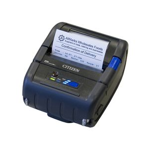 CITIZEN CMP-30II Mobile Printer USB, Serial version (no BT, WiFi) (CMP30IIXUXCX)