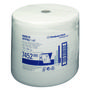 ABENA Industriaftørring, Kimberly-Clark Wypall L40, 1-lags, 259m x 31,5cm, Ø40cm, hvid, nonwoven