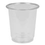 KD Shotglas, 5cm, Ø4,8cm, 4 cl, 5 cl, klar, PET