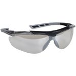 Beskyttelsesbrille,  THOR Reflector Clear, One size, klar, PC, antirids, flergangs