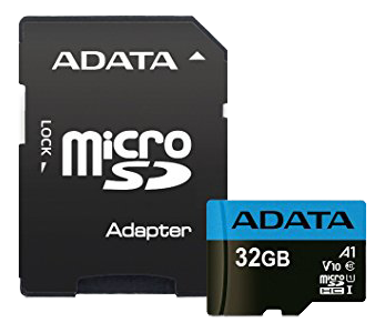 A-DATA 32GB UHS-I CL10 A1 V10 (AUSDH32GUICL10A1-RA1)