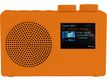 POP DELUXE dab+/fm, orange