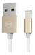 MCDODO Bell Series MFI Lightning Cable 1.2m  Gold