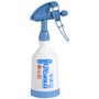 KD Sprayflaske, Mercury Pro+, 0,5 l, blå, med dobbelt action spray