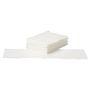 Abena Engangsmoppe, Wet2Go, hvid, PP/polyester/viskose/cellulose/mikrofiber, 40 cm