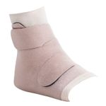 Bandage, Juzo Compression Wrap, fod, sort/ beige,  2-small