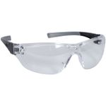 Beskyttelsesbrille,  THOR Sporty Clear, One size, PC, antirids, flergangs