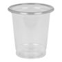 KD Shotglas, 4cm, Ø3,9cm, 2 cl, 3 cl, klar, PET