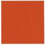 Abena Middagsserviet, Abena Gastro-Line, 2-lags, 1/4 fold, 40x40cm, orange, 100% nyfiber